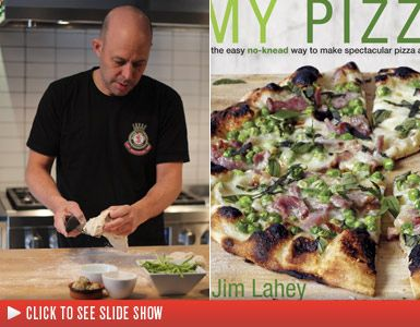 Jim Lahey's No-Knead Pizza Dough Recipe — Dishmaps