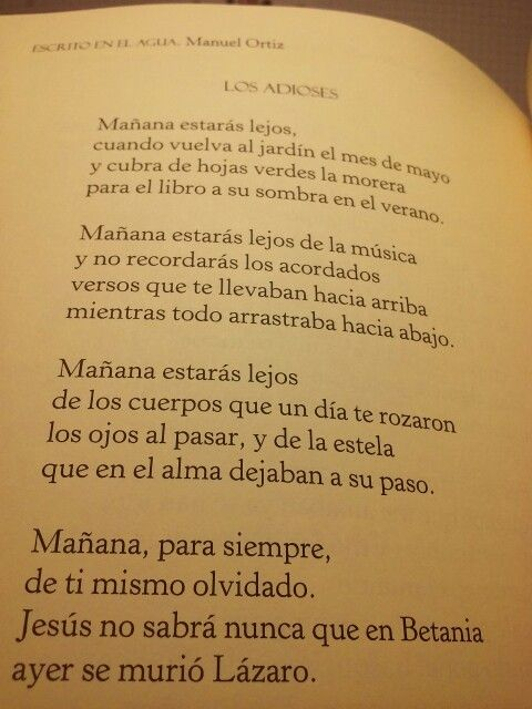 Manuel Ortiz, poeta