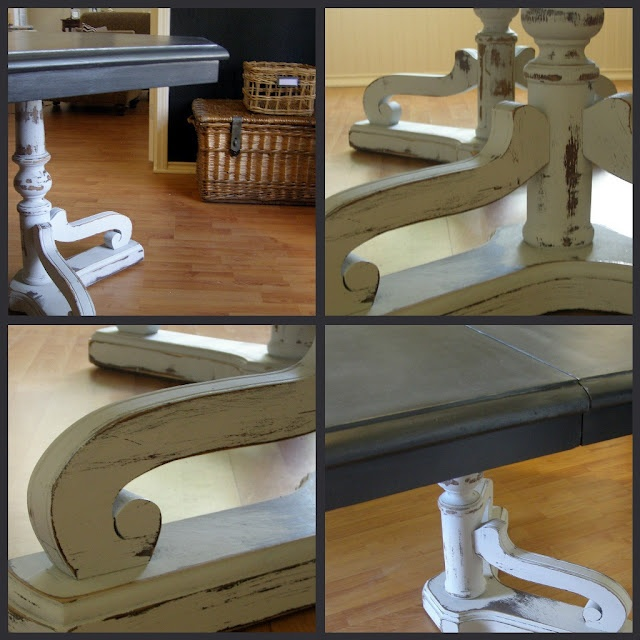 9 Best Images About Distressed Furniture On Pinterest Faux Stone Pedestal