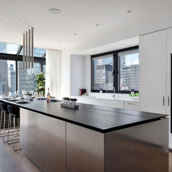 Mejores 5994 imágenes de A-Cocinas en Pinterest | Almacenaje de ...