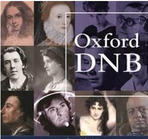Oxford Dictionary of National Biography.   Information on over 50,000 people from around the world who have helped to shape Britain's past.  Available for free from our online reference shelf www.surreycc.gov.uk/libraries/reference Prefix your borrower number with SURREY to log in.