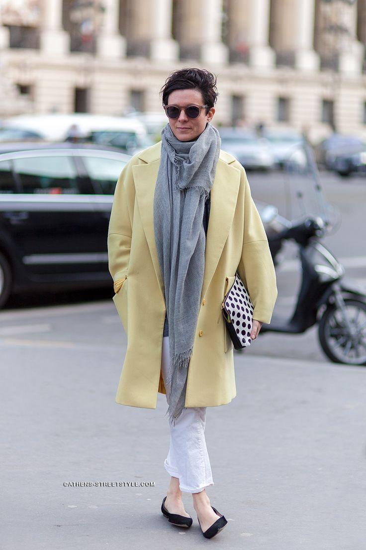 Garance Dore Streetstyle Pfw A Fashion Blogger Style