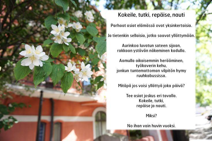 Monityöurabloggaaja Anette