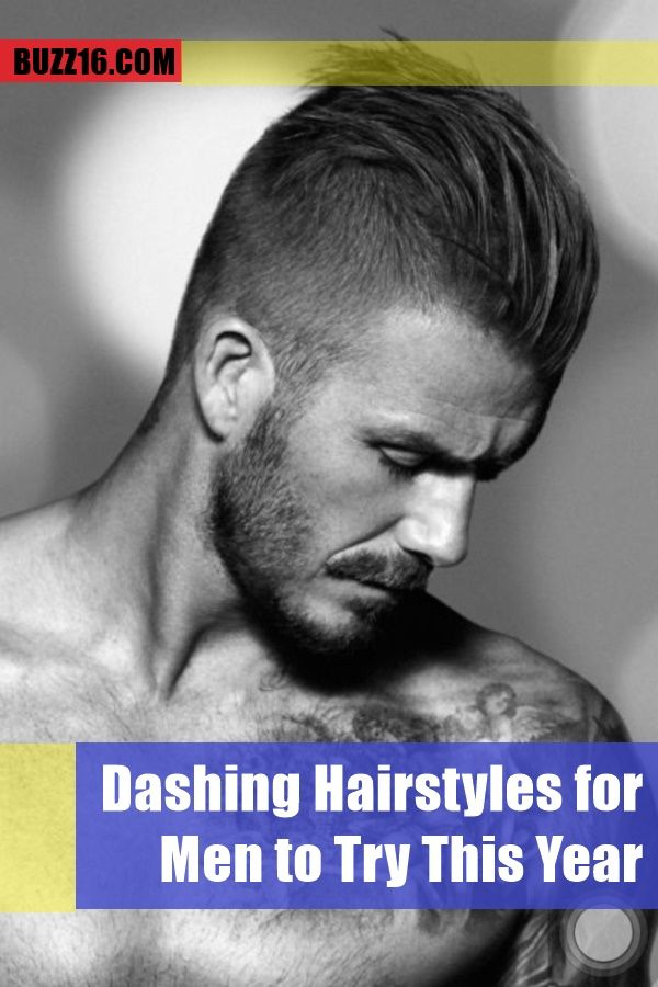 50 Dashing Hairstyles for Men to Try This Year | http://buzz16.com/dashing-hairstyles-for-men-to-try-this-year/