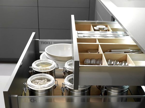 Kitchen Organization: 10 Inspirations to Maximize your Kitchen Space | eatwell101.com