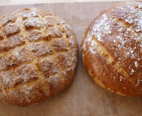 Opskrift på Sundt brød med kerner og gulerødder - Find lette opskrifter til at lave god mad