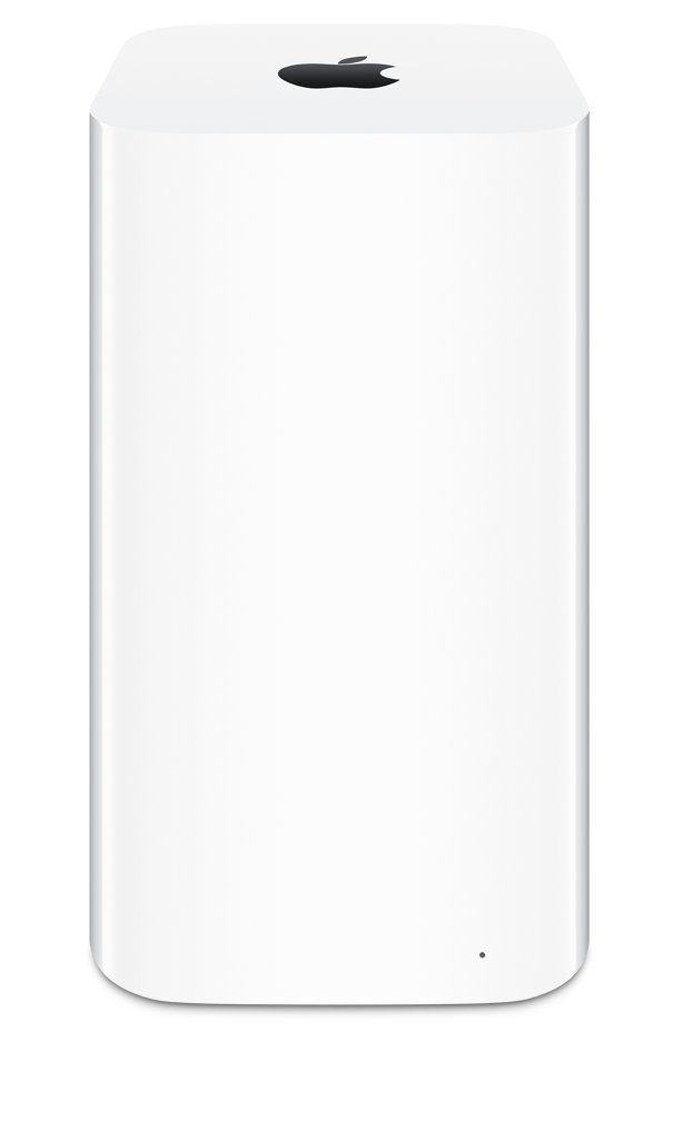 Fawn Sable apple airport extreme base station range extender rear