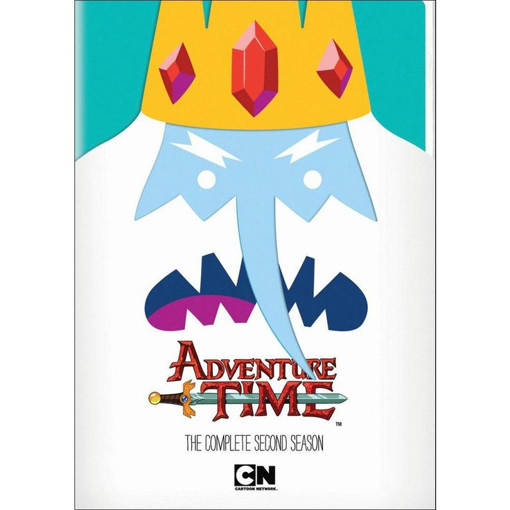 Adventure Time: The Complete Second Season (2 Discs) (dvd_video)
