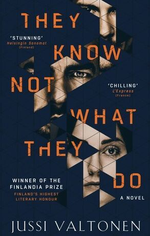 21 best yevgeny zamyatin we images on pinterest book covers they know not what they do by jussi valtonen 2014 fandeluxe Images
