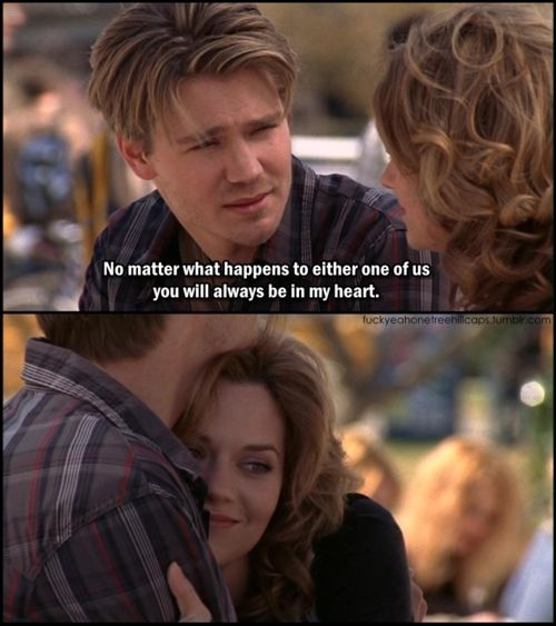 One Tree Hill Final Episode Quotes: 17 Best Images About Lucas And Peyton On Pinterest
