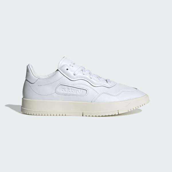SC Premiere Shoes White Mens | Sneakers