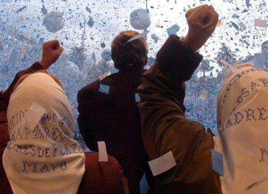 DICIEMBRE 16, 2003 Néstor Kirchner presenta el Archivo Nacional de la Memoria