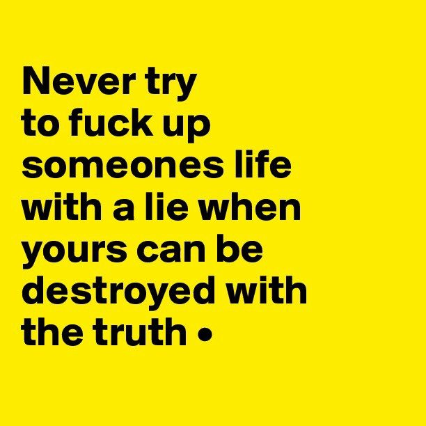 always telling a lie vs always And if that is the law then lying is always wrong - even if telling the truth would produce far better consequences: so if i lie to a terrorist death squad about the whereabouts of the people that.