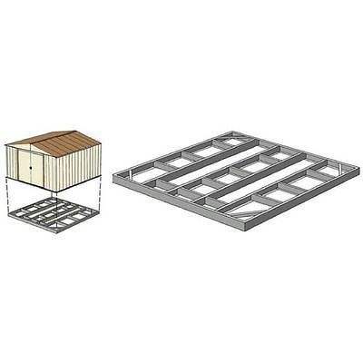 Garden and Storage Sheds 139956: Arrow Shed Fdn106 Base Kit Fits 4 X10 , 8 X6 And 10 X6 Sheds - Frame Only -> BUY IT NOW ONLY: $97.81 on eBay!
