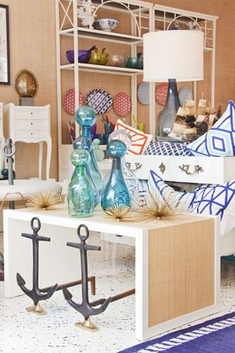 Ohhhh, Brittany...    Décor trends for an instant apartment makeover.