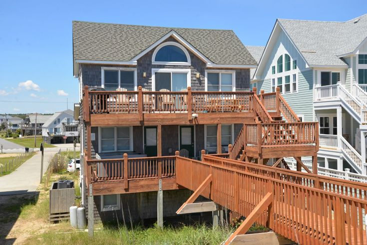 A perfect Outer Banks, NC 6-bedroom House rental in Kill Devil Hills located Oceanfront. Sunday Pool Pet friendly