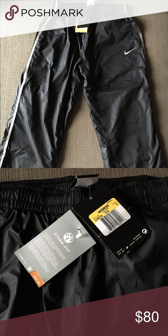 Nike Storm-Fit Women's Windbreaker Pants Brand new, NEVER WORN women's windbreaker. Has tags. 🚫No trades🚫 Make me an offer! Mahalo! Nike Pants Track Pants & Joggers
