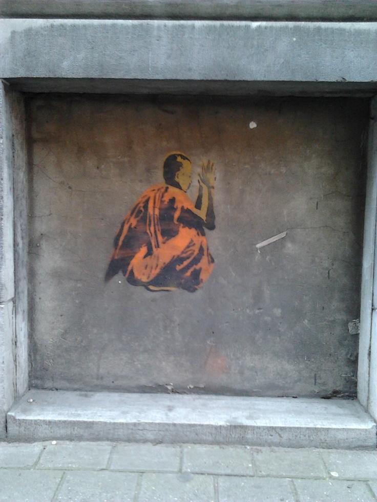 Nice graffiti @Eikenstraat