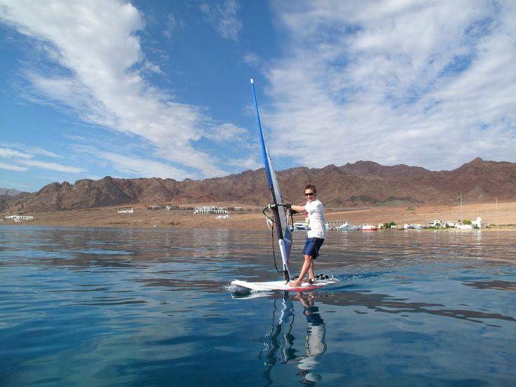 Windsurfing light