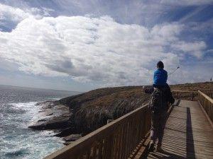 Walking to the sky dreaming to fly!Kangaroo Island...the astonishment has no age!