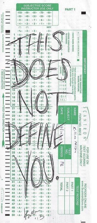 Students are more than a test score.