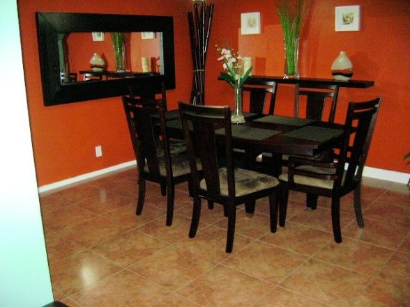 25 Best Ideas About Orange Dining Room On Pinterest Orange Dinning Room Furniture Orange