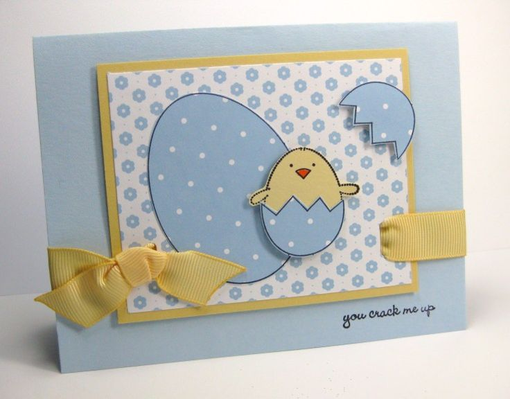 Stampin' Up! - A Good Egg - but a bad link...