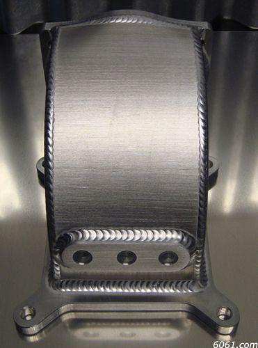 Aluminum fabrication, aluminum welding, aluminum welds, 6061.com