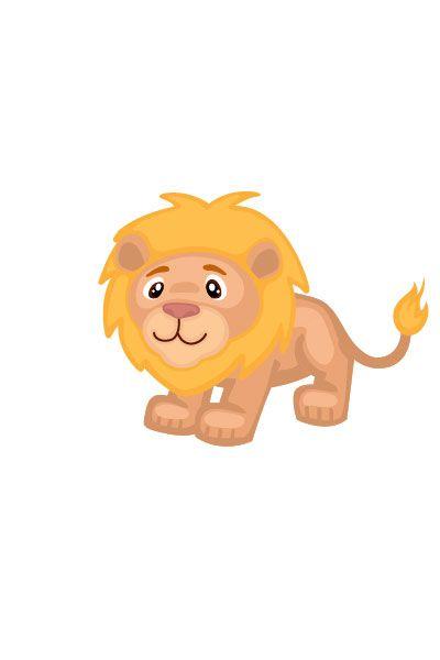 Lion Vector Image #wild #animals #vector #handdrawvector #lion http://www.vectorvice.com/wild-animals-vector-pack