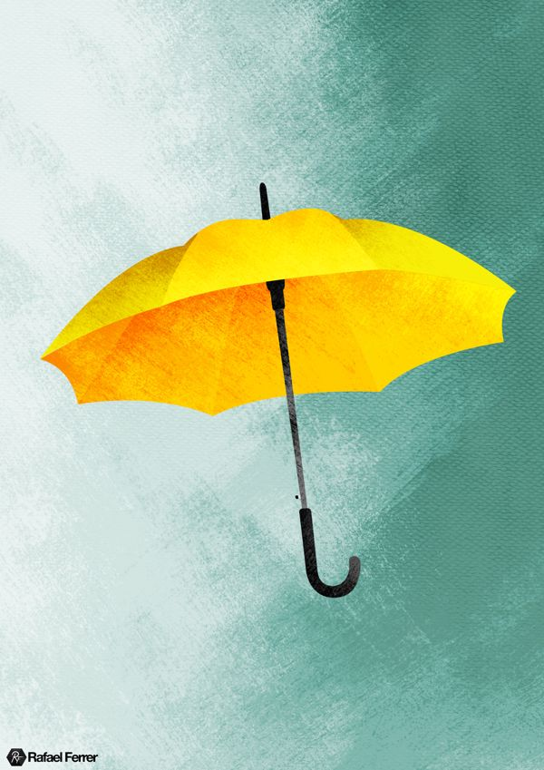 Yellow Umbrella How I Met Your Mother Poster 25+ best ideas about Y...