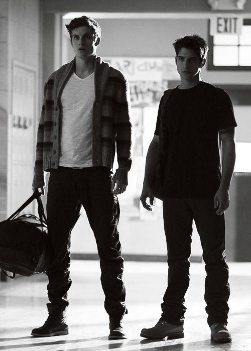 isaac and scott