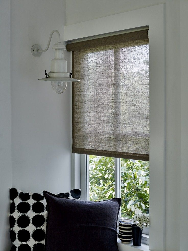 Opt for relaxed glamour and create a Nordic Scandi vibe in your home. Bloc Blinds have a wide selection of window dressing options for every room in the house.