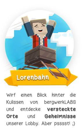 bergwerkLABS | Willkommen  Herr Bergmann