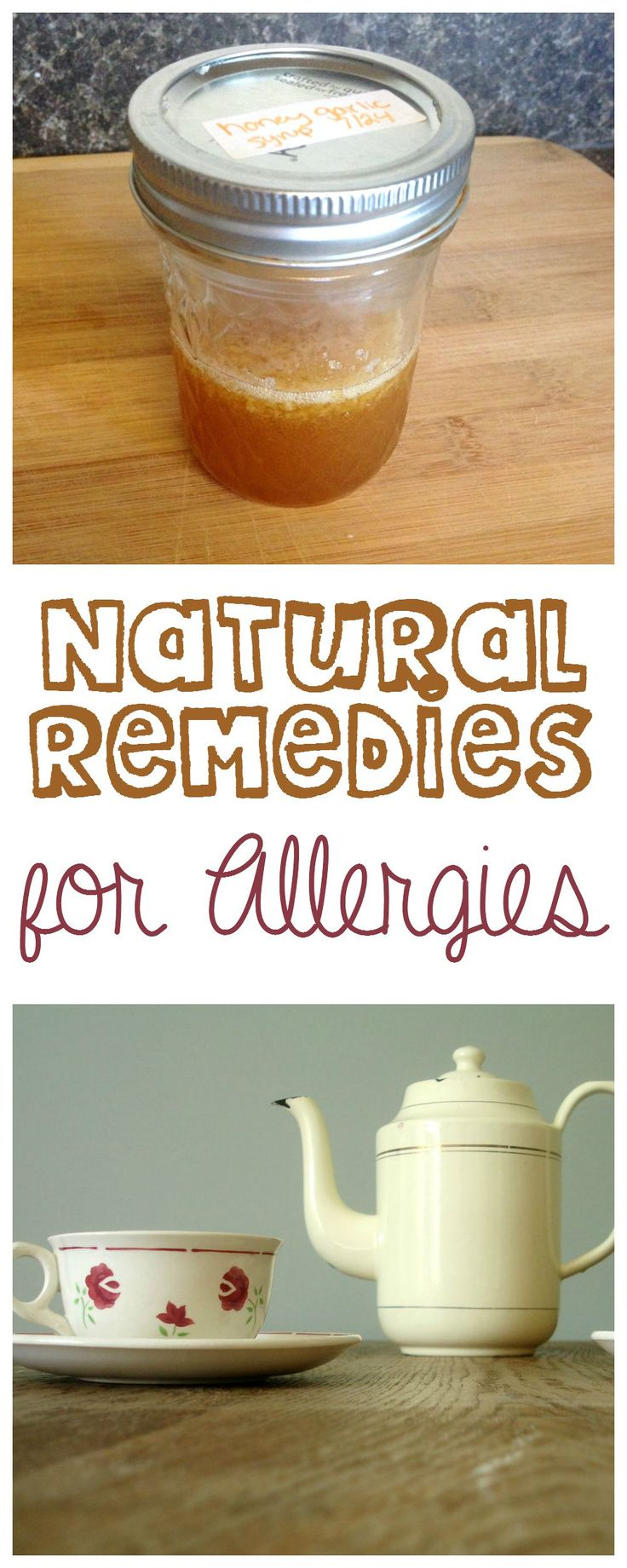 Natural Remedies for Allergies that work! (Skin and seasonal)