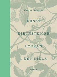 """Lycka i det lilla - Ernst Kirchsteiger. """"Säja vad  man säja vill om denne man, men att skriva precis som jag känner och önskar min tillvaro skulle vara - det kan han! En bok att smaka, lukta och njuta av!!"""""""