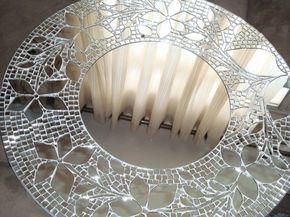 Resultado de imagen para mosaicos de espejos rotos