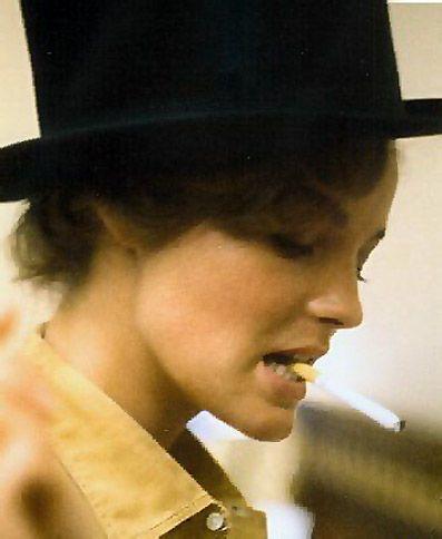 Milton H. Greene, Romy Schneider, Black Hat, Monte Carlo, 1963
