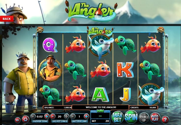 Enter the World's finest Casino and feel the thrill and excitement of 24/7 live play! https://www.megajackpot.com/games/the-angler/