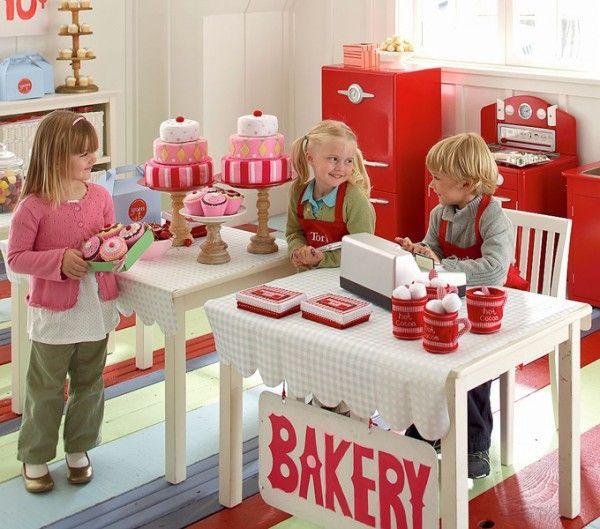 Stanza dei Giochi per Bambini Kid's Playroom