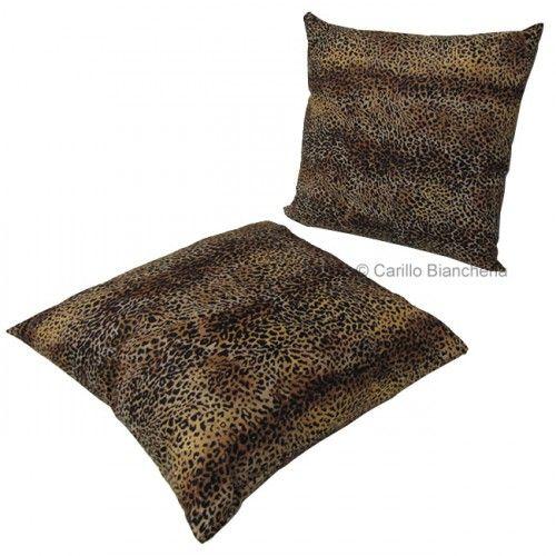 http://www.carillobiancheria.it/cuscino-arredo-casa-divano-letto-leopard-50x50-cm-maestri-cotonieri-h626.html #carillolist