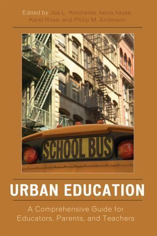 """WGSS Faculty Dr. Ronald L. Mize. Co-Author. """"Bilingual- Bicultural Literacy Pedagogies and the Politics of Project Head Start"""" in Urban Education: A Comprehensive Guide for Educators, Parents, and Teachers."""