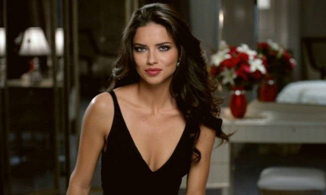 """""""Every work has the bad side, and people will be mean to you, and when you're young, you don't know how to defend yourself.""""― Adriana Lima"""