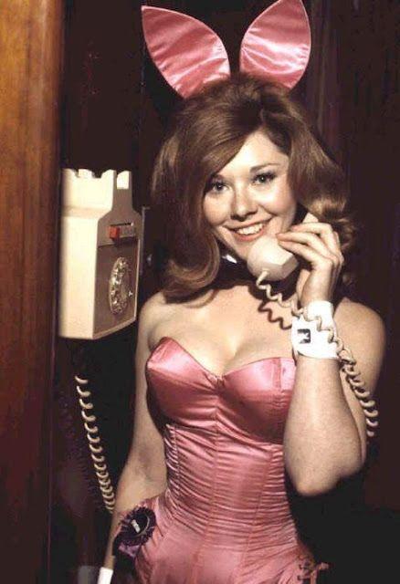 Playboy Bunny. 1960's.