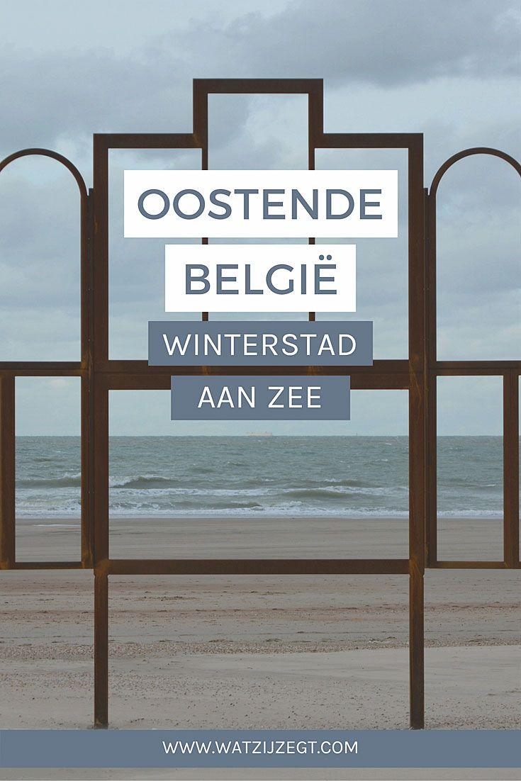 CITYTRIP // Oostende: winterstad aan zee / ideaal voor een fijne stedentrip naar België
