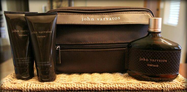 John Varvatos Vintage Fragrance Set | Men's Fragrances | Pinterest | John varvatos, Vintage and ...