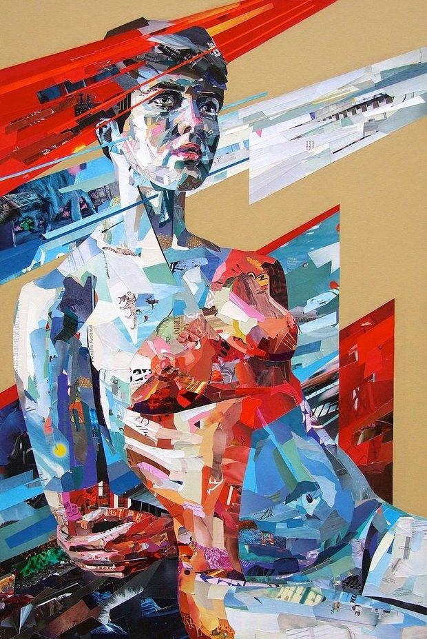 Mixed Art by Patrick Bremer