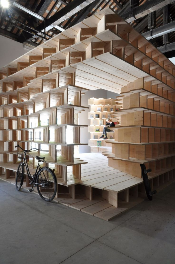 **Home at Arsenale**   _A curated library addressing the notions of home and dwelling._    Curated by Aljoša Dekleva and Tina Gregorič.