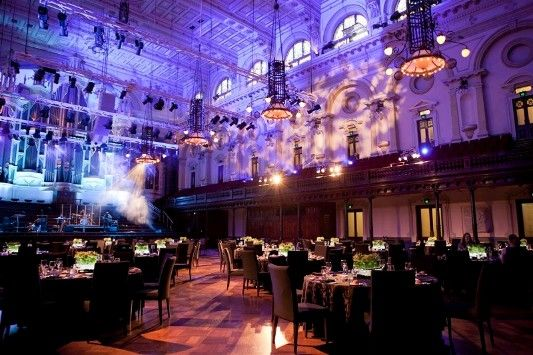 Sydney Town Hall is an iconic heritage venue located in the heart of the CBD. This gorgeous function space is the perfect destination for glamourous gala dinners, cocktail parties, wedding receptions and special events! http://www.eventbirdie.com/venue/sydney-town-hall