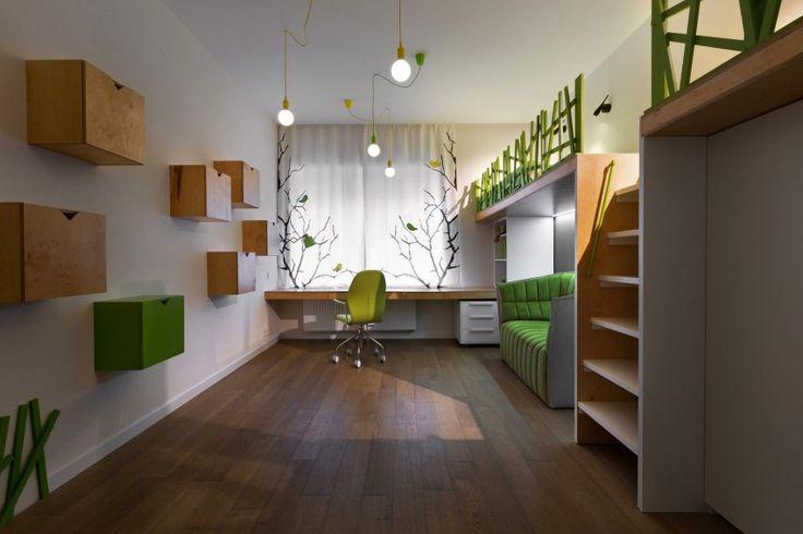 Cube House by Yakusha Design (9)