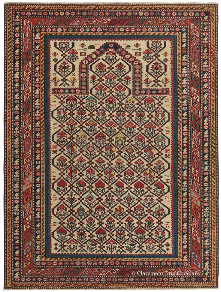 33 Best Images About Antique Caucasian Rugs On Pinterest